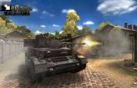World of Tanks: Nowy gameplay z lekkimi czołgami