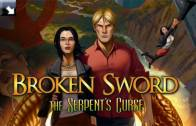 Broken Sword: The Serpent´s Curse - Broken Sword powraca na Kickstarterze!