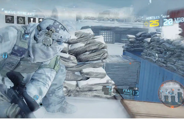 Ghost recon future soldier arctic strike walka mróz i dubstep