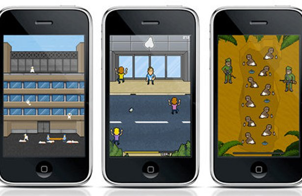 Канал oktay. Apple bans satirical iPhone game Phone Story from its App Sto