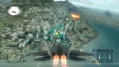 Tom Clancy's HAWX - Air to Air Attack Trailer