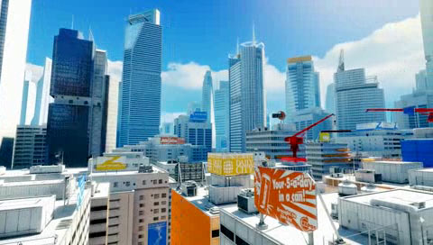 Mirror's Edge PC Trailer