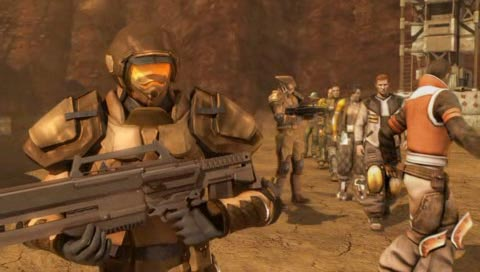 Red Faction: Guerrilla - The World of Red Faction