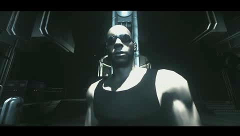 The Chronicles of Riddick: Asault on Dark Athena - Hunting Trailer