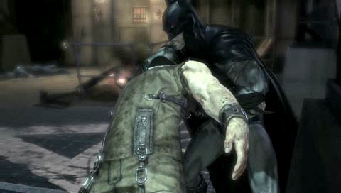 Batman: Arkham Asylum - Invisible Predator