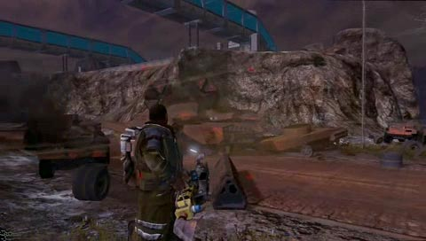 Red Faction: Guerrilla - Handbook: Convoy