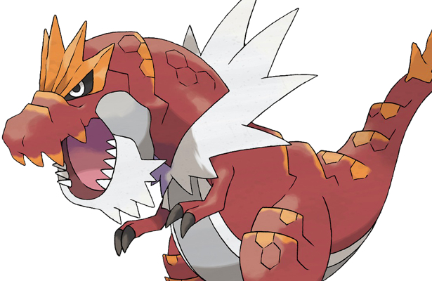 Tyrantrum - Pokemon X/Y