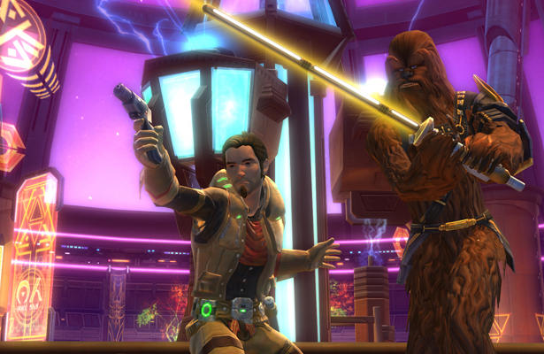 Star Wars The Old Republic will expand end game, add organic PvP