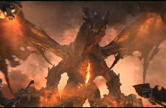 world of warcraft cataclysm deathwing. World of Warcraft: Cataclysm