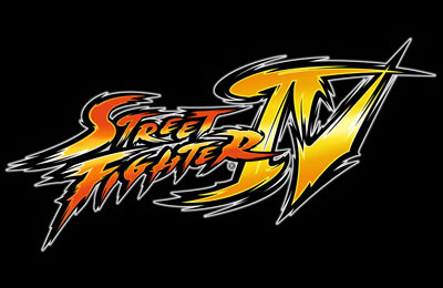 Street Fighter IV - logo