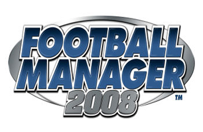 Football Manager 2008 - logo