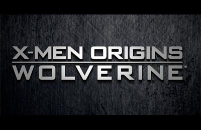 X-Men Origins: Wolverine - logo