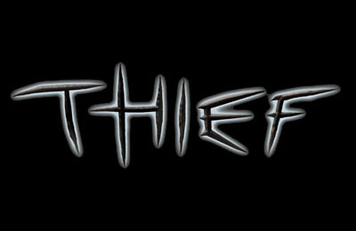 Thief - logo