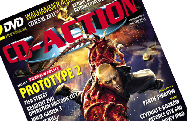 CD-Action 5/2012