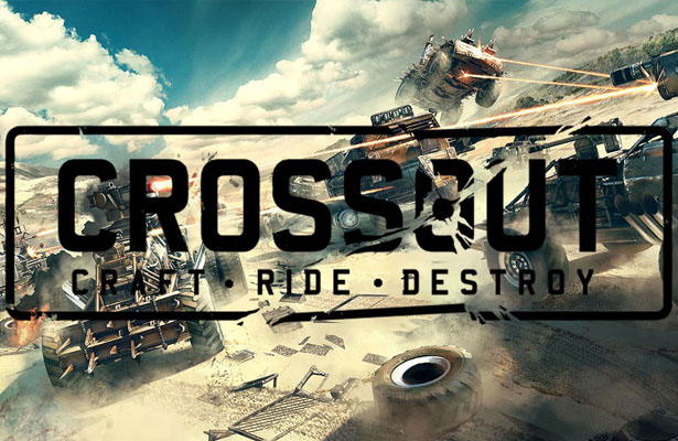 Crossout closed beta