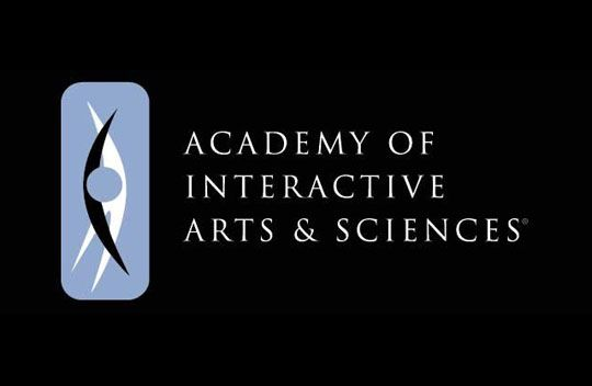 Academy of Interactive Arts & Siences - logo