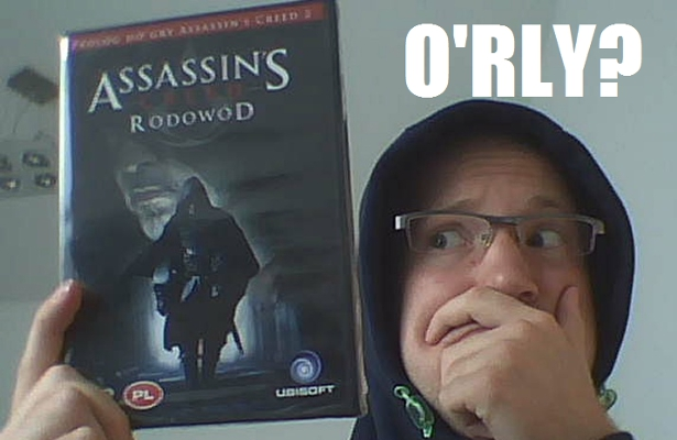 Assassin's Creed: Rodowód na DVD? Hmm...