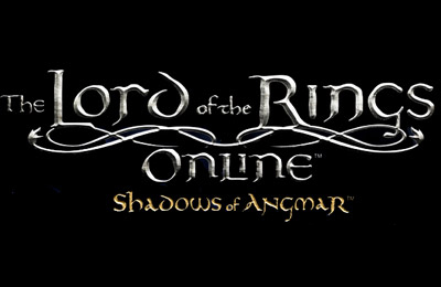Lord of the Rings Online: Shadows of Angmar - logo
