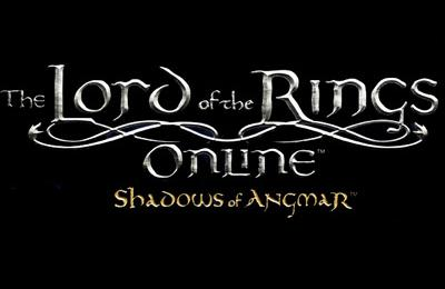 The Lord of the Rings Online: Shadows of Angmar - logo