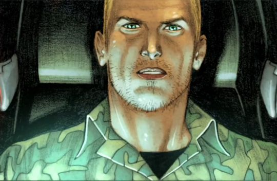 Ruchomy komiks Command & Conquer