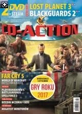 CD-Action 02/2018 – okładka