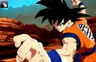 Dragon Ball FighterZ: Goku i Vegeta prężą muskuły [WIDEO]