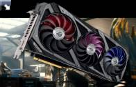 ASUS GeForce RTX 3080 ROG Strix Gaming: DLSS i ray tracing w grze Cyberpunk 2077