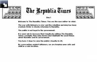 [By the way] The Republia Times