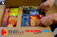 Nagrody od Rebela na CD-Action EXPO! [WIDEO]