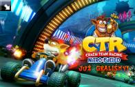 Crash Team Racing: Nitro-Fueled – już graliśmy