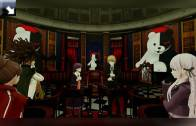 Cyber Danganronpa VR: Class Trial Tech Demo na Project Morpheus [WIDEO]