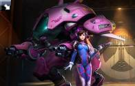 Heroes of the Storm: D.Va online! [WIDEO]