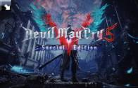 Devil May Cry 5 Special Edition na start PlayStation 5 [WIDEO]