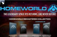 Edycja kolekcjonerska Homeworld Remastered Collection ujawniona