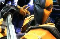 Injustice: Gods Among Us ? Poznajcie najemnika Deathstroke´a [WIDEO]