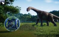 Jurassic World Evolution: Data premiery, zwiastun i sporo gameplayu [WIDEO]