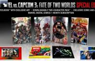 Marvel vs Capcom 3: Fate of Two Worlds - data premiery i edycja kolekcjonerska