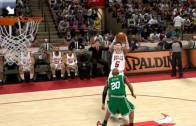 NBA 2K11: Chicago Bulls vs Czyngis Chan [WIDEO]