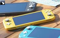 Nintendo Switch Lite: Nowy handheld z biblioteką Switcha [WIDEO]