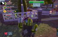 Plants vs. Zombies: Garden Warfare - Kilka minut zabawy w co-opie [WIDEO]