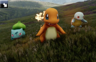Pokemony na Unreal Engine 4 [WIDEO]