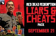 Red Dead Redemption: Liars and Cheats Pack - data premiery i nowe informacje