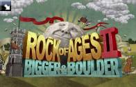 Rock of Ages II: Bigger and Boulder zapowiedziane [WIDEO]