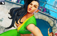Street Fighter V – Blankę zastąpi ponętna Laura? [SCREENY]