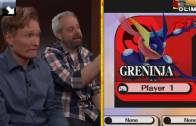 Clueless Gamer: Conan O´Brien recenzuje Super Smash Bros. [WIDEO]
