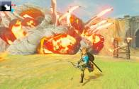 The Legend of Zelda: Breath of the Wild pokazane u Jimmy´ego Fallona na Switchu