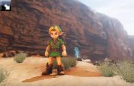 The Legend of Zelda: Ocarina of Time odtworzona w Unreal Engine 4 [WIDEO]