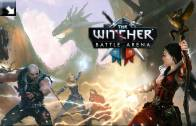 The Witcher Battle Arena: MOBA na platformy mobilne od CDP RED [WIDEO]