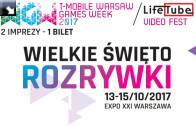 Warsaw Games Week już w ten weekend!