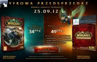 World of Warcraft: Mists of Pandaria - konkretna data premiery